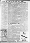 The Republican Journal: Vol. 93, No. 2 - January 13,1921
