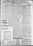 The Republican Journal: Vol. 93, No. 14 - April 07,1921