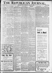 The Republican Journal: Vol. 93, No. 15 - April 14,1921