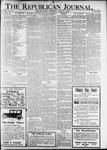 The Republican Journal: Vol. 93, No. 16 - April 21,1921