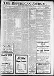 The Republican Journal: Vol. 93, No. 23 - June 09,1921