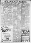 The Republican Journal: Vol. 93, No. 27 - July 07,1921