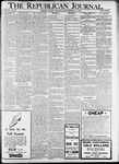 The Republican Journal: Vol. 93, No. 37 - September 15,1921