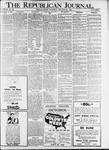 The Republican Journal: Vol. 93, No. 42 - October 20,1921