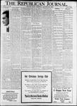 The Republican Journal: Vol. 93, No. 52 - December 29,1921