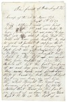 Letter to Mother from Petersburg, August 8, 1864