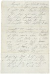 Letter to Father and Mother, December 26, 1862