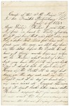 Letter to sister Helen, July 6, 1864