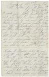 Letter to sister Helen, June 8, 1864 by Sylvester Baker