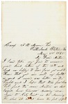 Letter to Mother, May 2, 1865