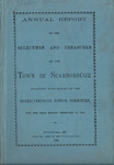 Scarborough Annual Report - 1885