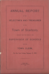 Scarborough Annual Report - 1897