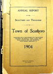 Scarboro Annual Report - 1904 by Town of Scarborough, Maine