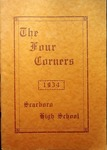The Four Corners - 1934 - Scarboro High School by Town of Scarborough, Maine