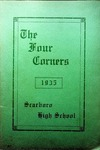 e The Four Corners - 1935 - Scarboro High School by Town of Scarborough, Maine
