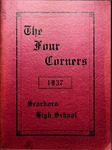 The Four Corners - 1937 - Scarboro High School (Yearbook)