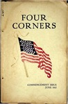 Four Corners - Commencement Issue - June 1917 by Students of Scarboro High School