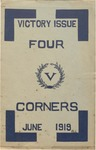 Four Corners - Victory Issue - June 1919