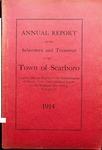 Scarboro Town Report - 1914