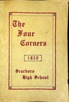 Four Corners - 1928 - Scarboro High School Yearbook by Students of Scarboro High School