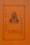 The Four Corners - 1943 by Students of Scarboro High School