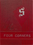 The Four Corners - 1953 by Students of Scarborough High School