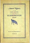 Scarborough Annual Report - 1943