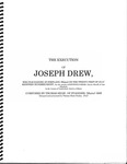 The Execution of Joseph Drew by Thomas Shaw