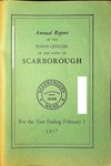 Scarborough Annual Report - 1957