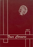 The Four Corners - 1967 Yearbook