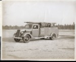 Scarborough Fire Engine #7 (1936) by Unknown