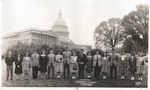 Scarborough High School Class of 1946 at Washington DC by Town of Scarborough, Maine