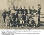 Scottow's Hill School Students - 1922 by Town of Scarborough, Maine