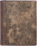 Weston Ledger- Book # 1 by Joseph Weston