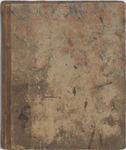 Weston Ledger- Book # 2 by Joseph Weston Jr.