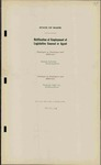 Legislative Agents, Volume 9, 1944-1945