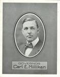 Governor Carl E. Milliken by Co. Clinedinst Studio and Carl E. Milliken Club