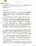 Oral History Transcription with Ellen Peterson