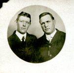 Photo - John P. Sodergren & August Sodergren