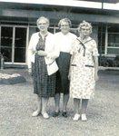 Adeline Mattson, Mabel (Sodergren) Lawson & Adeline (Sodergren) Doucette