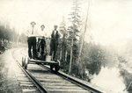 1909 - Andrew Anderson, Amund Amundson, Lars Nils Ogren