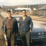 1970 - Eddie Palm & Edwin Swanson