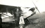 Fred Anderson - First and Only Air-mail out of Stockholm