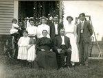 Alfred & Brita (Sodergren) Swenson's Family