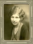 Eloise Larsson - Born 1912, Daughter of Axel & Ethel (Tall) Larsson