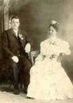 John & Amanda (Norman) Anderson; Wedding - 24 Jun 1905