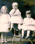 Katherine Howe (1908-1918); Evelyn Larsson (1911 - 2005); Ethel Howe (1911-)