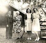 Ralph Nelson; Annie Fogelin; Shirley Anderson(Sjostedt); Barbara Fogelin Johanson