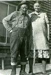 Ek, Olof & Mary (Klingman) (Abrahamson)