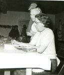 Edith Carlson & Elsie Anderson